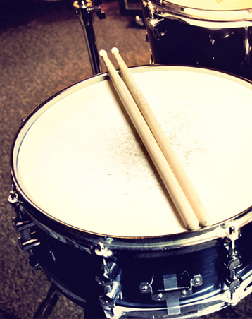 Home London Drum Tuition